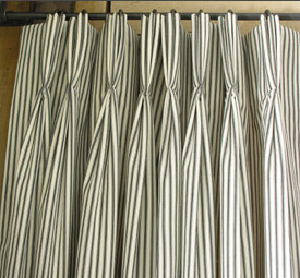 Triple Pleat Curtain