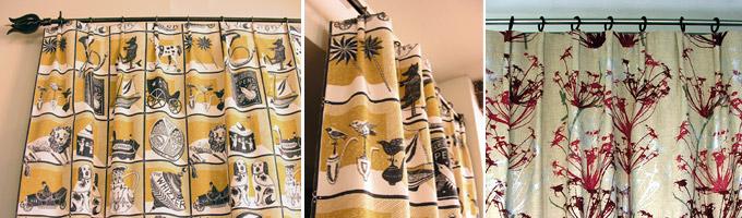 Cartridge Pleat Curtains